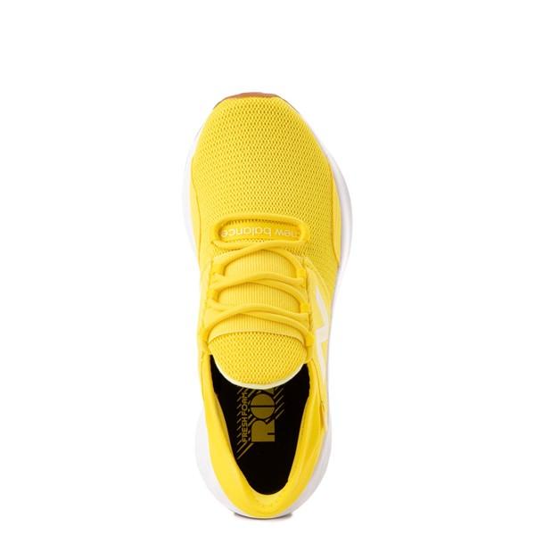 alternate view Womens New Balance Fresh Foam Roav Athletic Shoe - YellowALT4B
