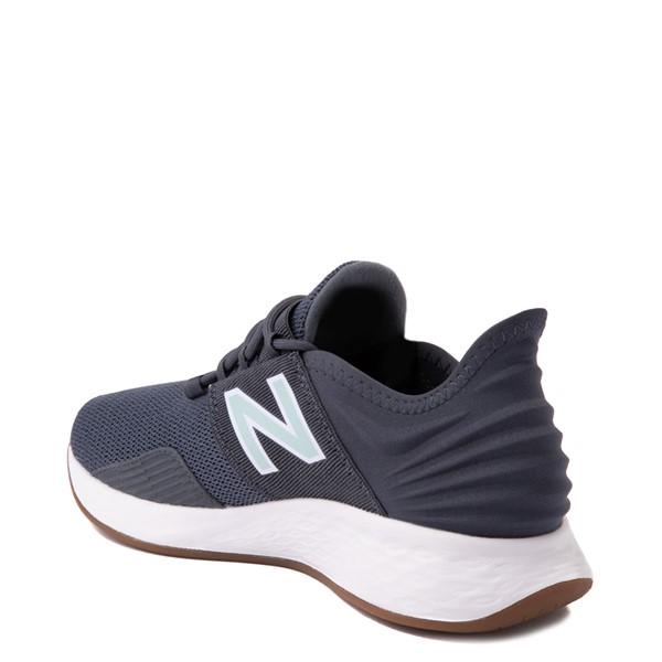 alternate view Womens New Balance Fresh Foam Roav Athletic Shoe - GrayALT1