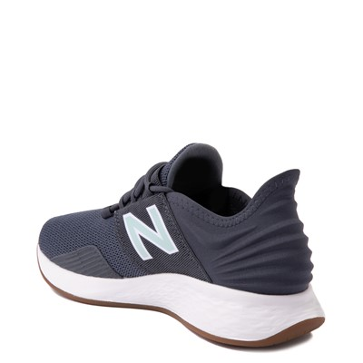 Alternate view of Womens New Balance Fresh Foam Roav Athletic Shoe - Gray