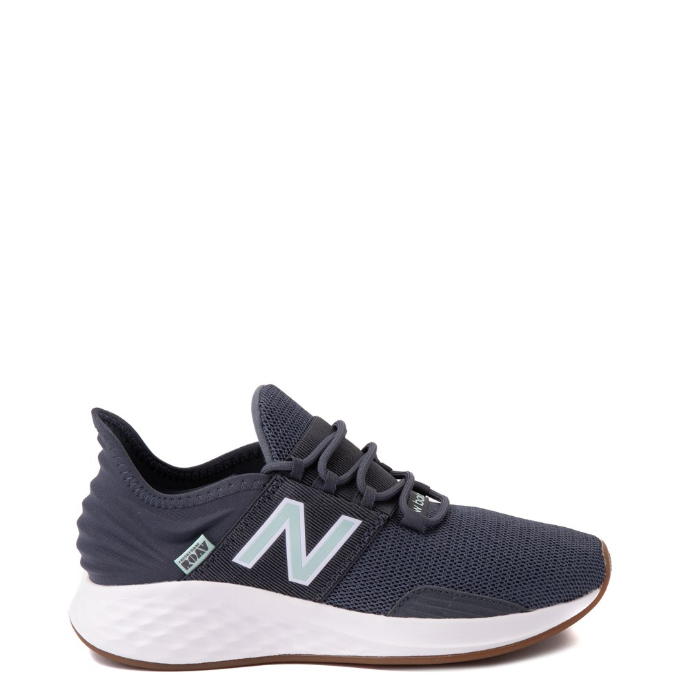 Womens New Balance Fresh Foam Roav Athletic Shoe - Gray
