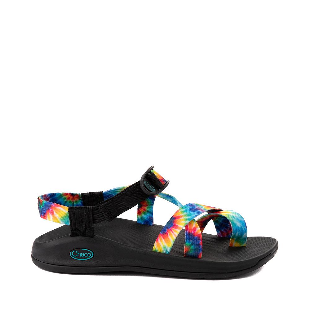 Mens Chaco Z/Boulder 2 Sandal - Black / Tie Dye