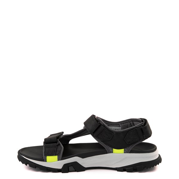 alternate view Mens Timberland Garrison Trail Sandal - BlackALT1