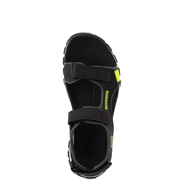 alternate view Mens Timberland Garrison Trail Sandal - BlackALT2