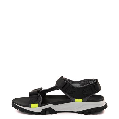 Alternate view of Mens Timberland Garrison Trail Sandal - Black