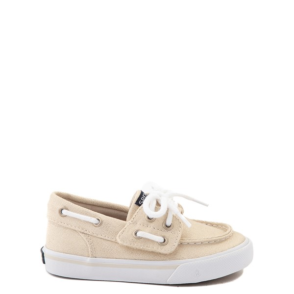 Main view of Sperry Top-Sider Bahama Boat Shoe - Toddler / Little Kid - Champagne