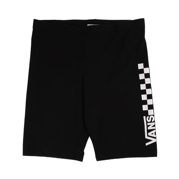 alternate view Womens Vans Chalkboard Legging Shorts - BlackALT2