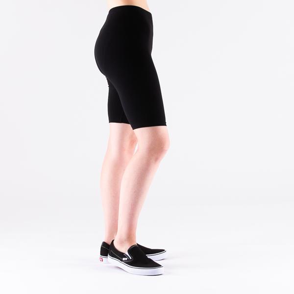 alternate view Womens Vans Chalkboard Legging Shorts - BlackALT4