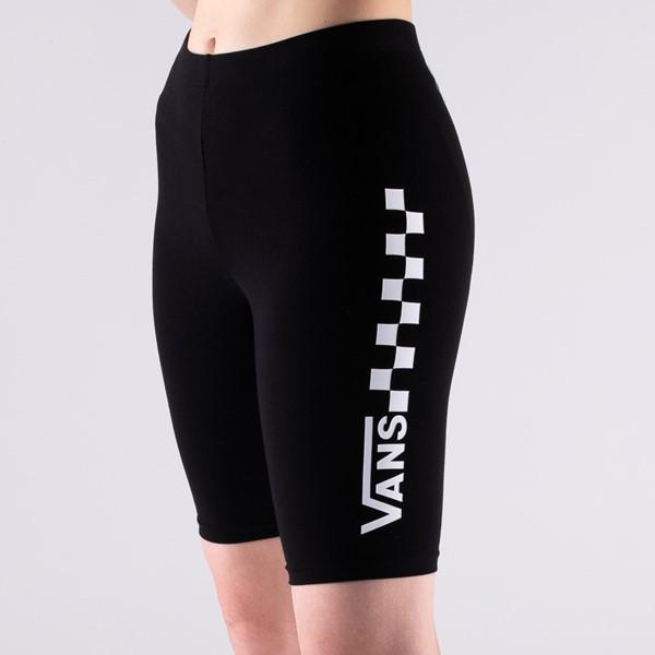 alternate view Womens Vans Chalkboard Legging Shorts - BlackALT5