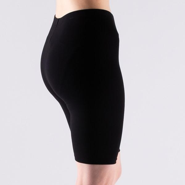alternate view Womens Vans Chalkboard Legging Shorts - BlackALT5C