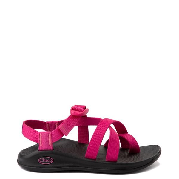 Womens Chaco Z/Boulder 2 Sandal - Hot Pink