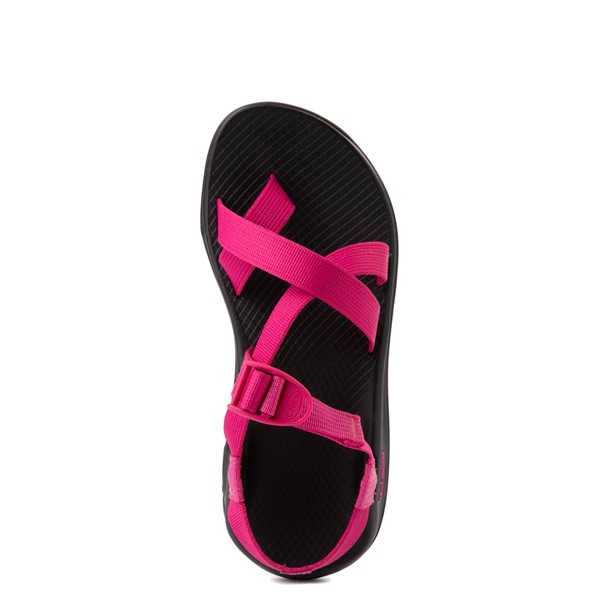 alternate view Womens Chaco Z/Boulder 2 Sandal - Hot PinkALT2
