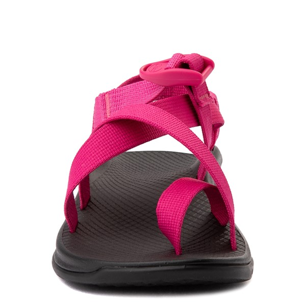 alternate view Womens Chaco Z/Boulder 2 Sandal - Hot PinkALT4