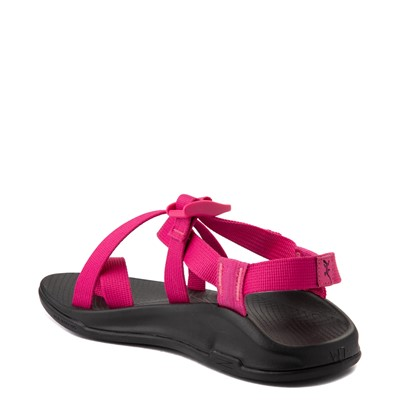 Alternate view of Womens Chaco Z/Boulder 2 Sandal - Hot Pink