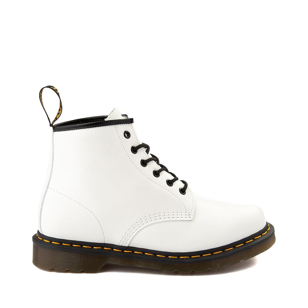 Dr. Martens 101 6-Eye Boot - White