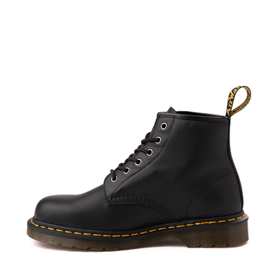 Alternate view of Dr. Martens 101 6-Eye Boot - Black