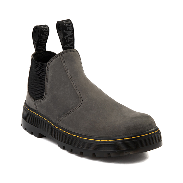 alternate view Dr. Martens Hardie Chelsea Boot - GrayALT5