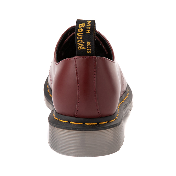 alternate view Dr. Martens 1461 Iced Casual Shoe - CherryALT4