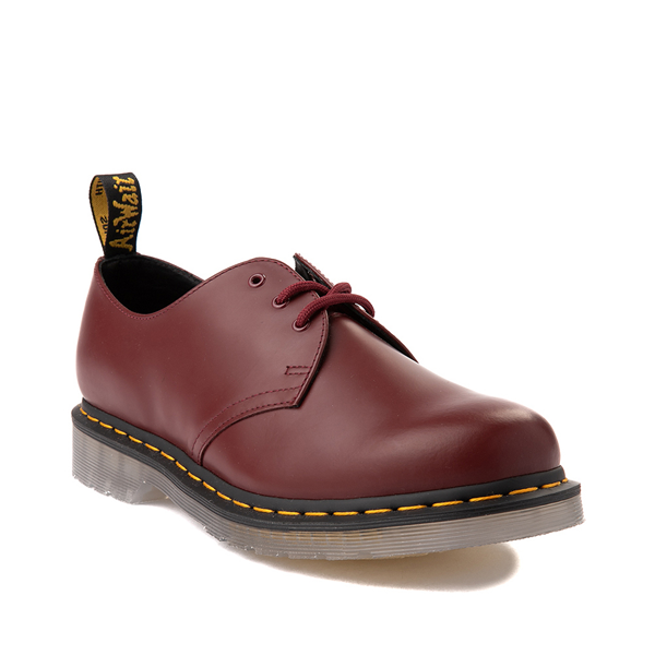 alternate view Dr. Martens 1461 Iced Casual Shoe - CherryALT5