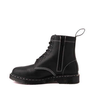 Alternate view of Dr. Martens 1460 Pascal Zipper Boot - Black