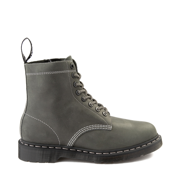 Main view of Dr. Martens 1460 Pascal Zipper Boot - Ivy Green