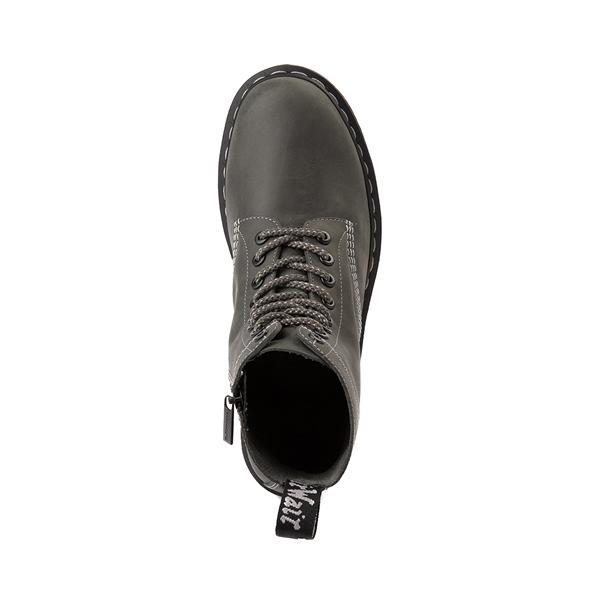 alternate view Dr. Martens 1460 Pascal Zipper Boot - Ivy GreenALT2