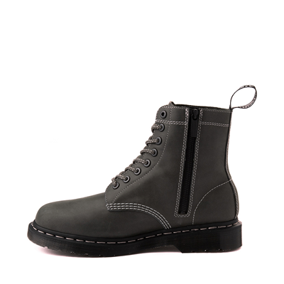 Alternate view of Dr. Martens 1460 Pascal Zipper Boot - Ivy Green