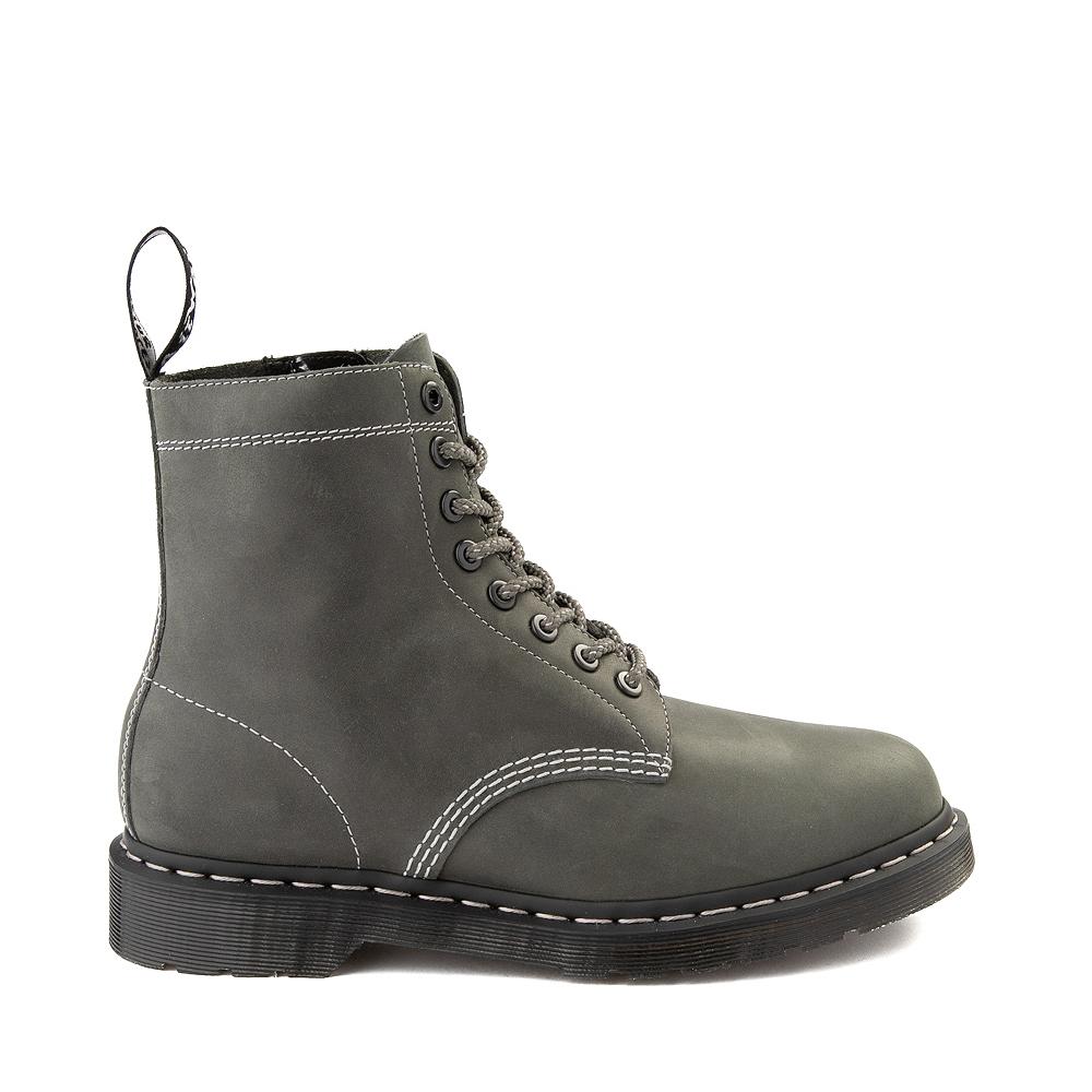 Dr. Martens 1460 Pascal Zipper Boot - Ivy Green
