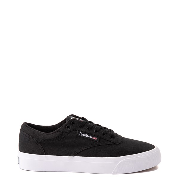 Main view of Mens Reebok Club C Coast Athletic Shoe - Black