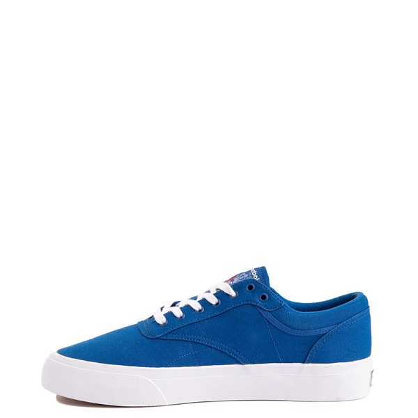 alternate view Mens Reebok Club C Coast Athletic Shoe - Royal BlueALT1