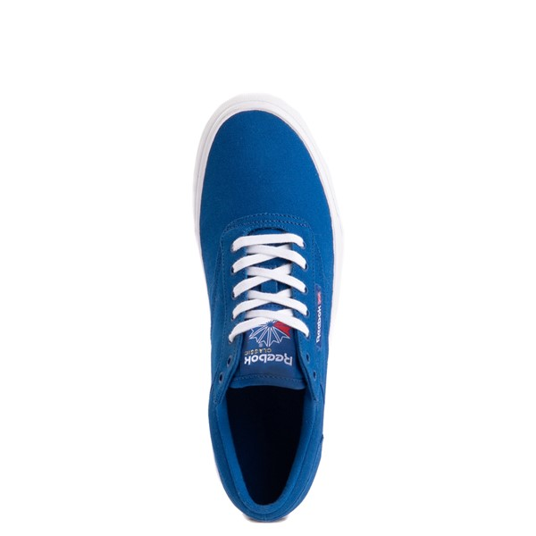 alternate view Mens Reebok Club C Coast Athletic Shoe - Royal BlueALT2