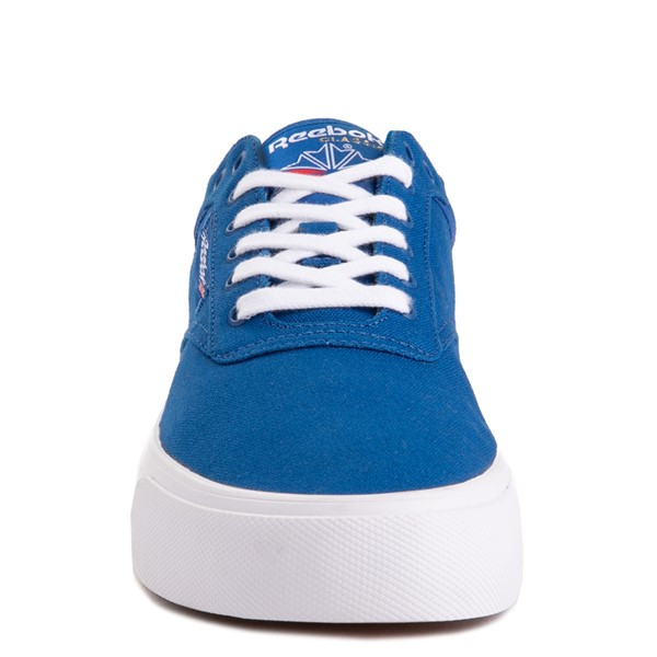 alternate view Mens Reebok Club C Coast Athletic Shoe - Royal BlueALT4