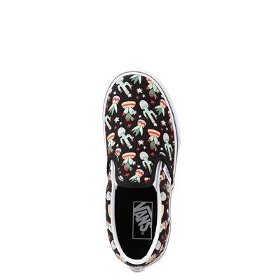 Vans Slip On Cactus Skate Shoe - Little Kid - Black   Journeys