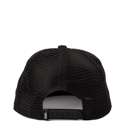 Alternate view of Vans Classic Patch Trucker Hat - Little Kid - Black / Slime