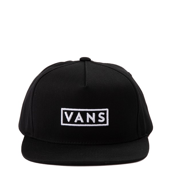 Vans Easy Box Snapback Hat - Little Kid - Black