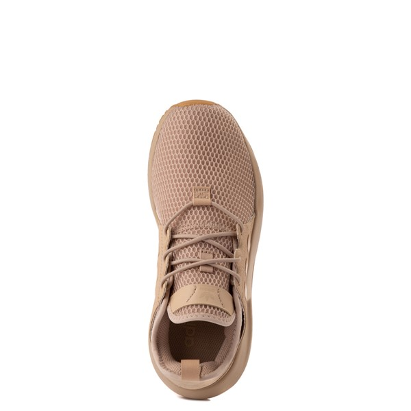 alternate view adidas X_PLR Athletic Shoe - Big Kid - Tan / GumALT2