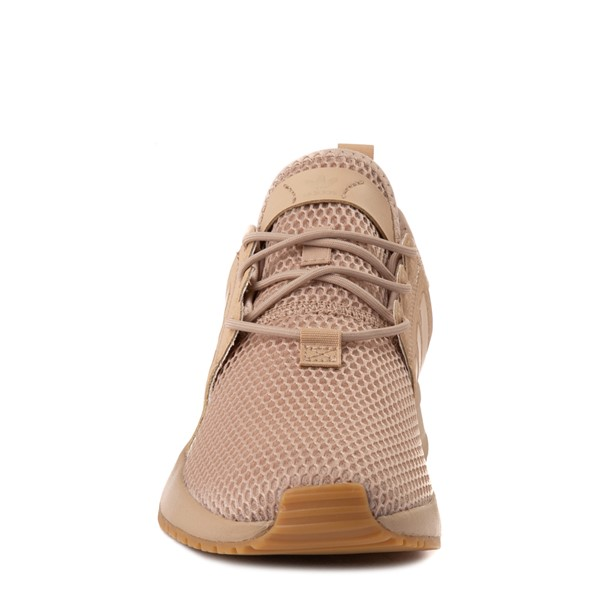 alternate view adidas X_PLR Athletic Shoe - Big Kid - Tan / GumALT4
