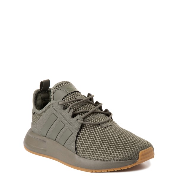 alternate view adidas X_PLR Athletic Shoe - Big Kid - Green / GumALT5