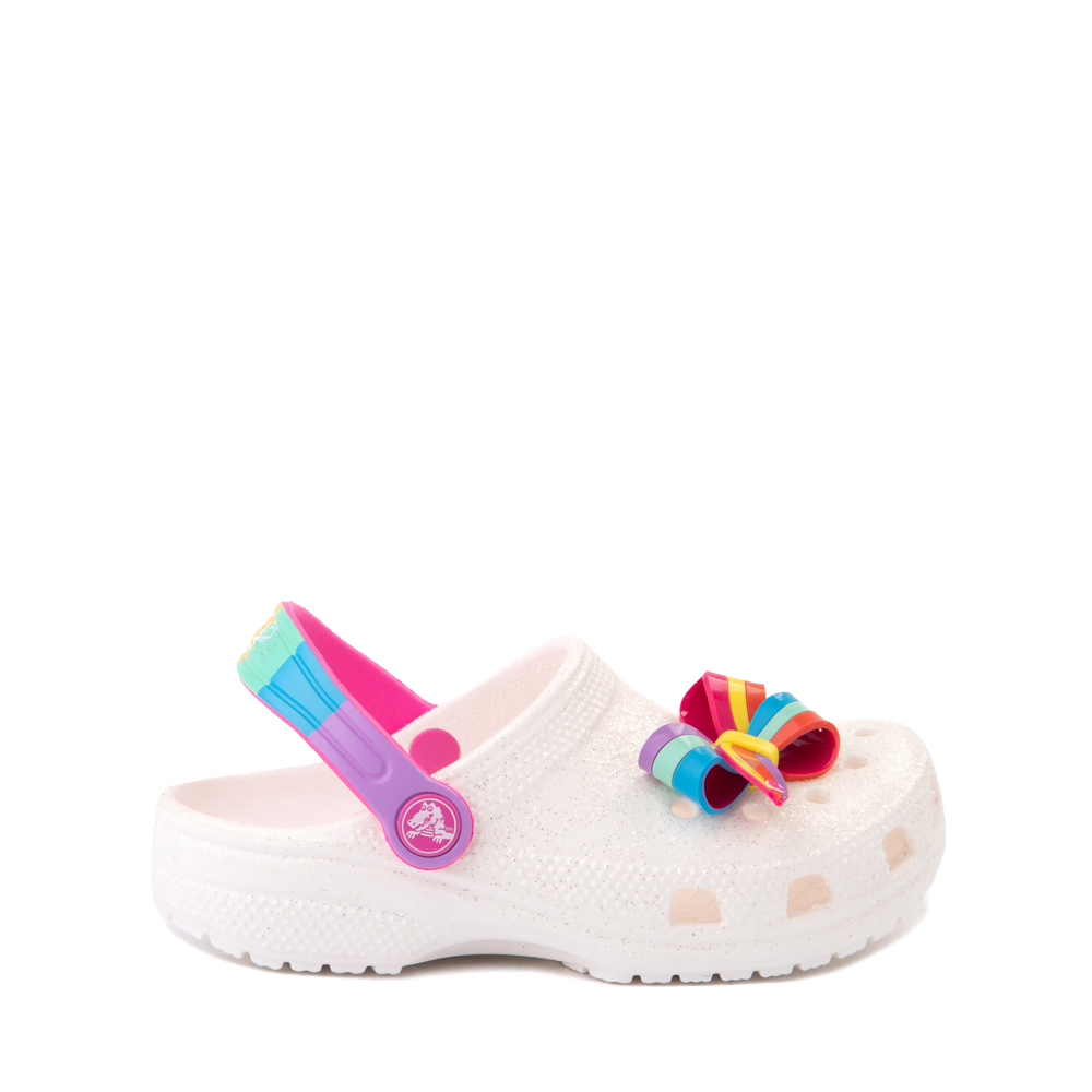 Crocs Fun Lab JoJo Siwa™ Clog - Little Kid - White