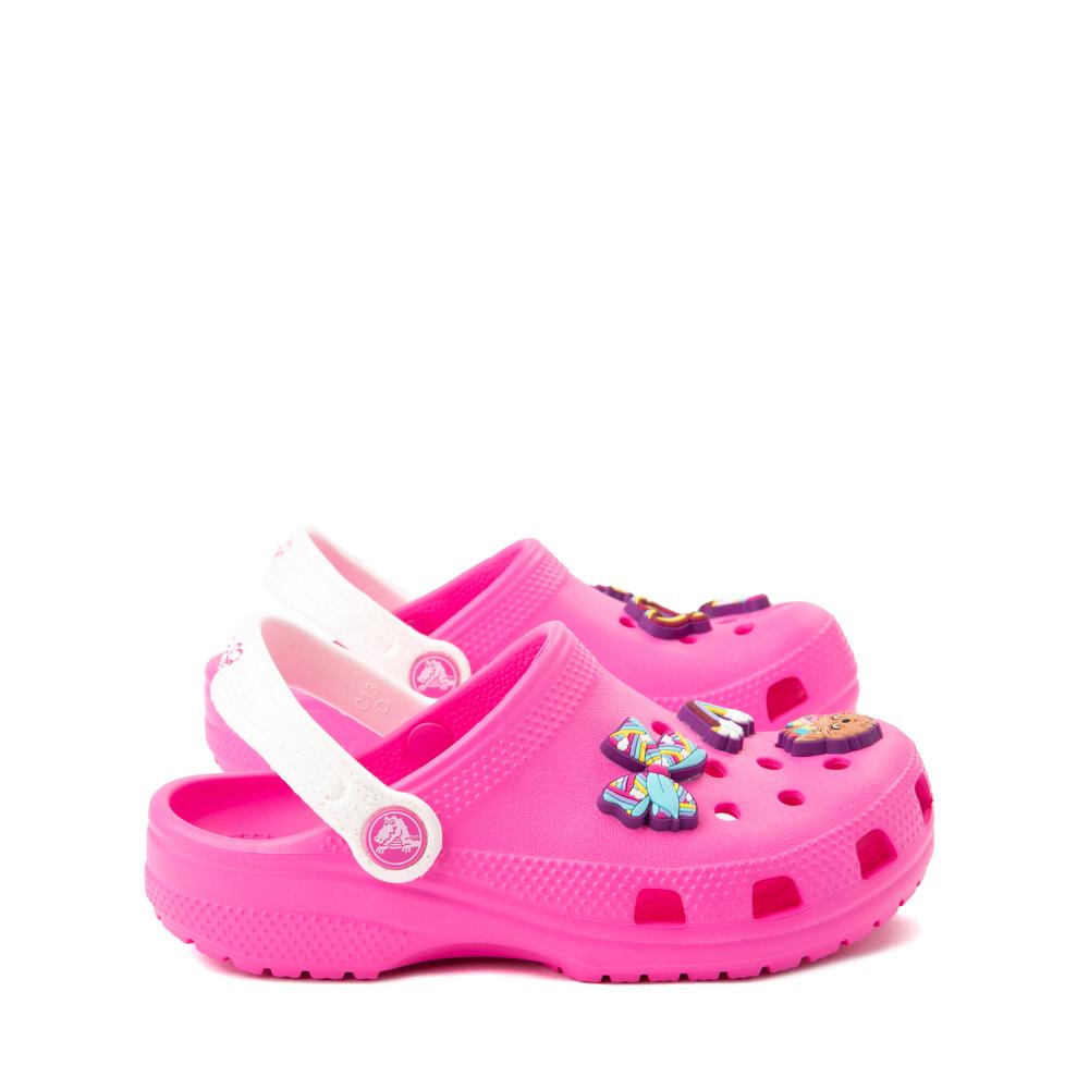 Crocs Fun Lab JoJo Siwa™ Clog - Little Kid - Electric Pink