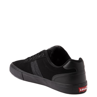 Alternate view of Mens Levi's 501® Miles Casual Shoe - Black Monochrome