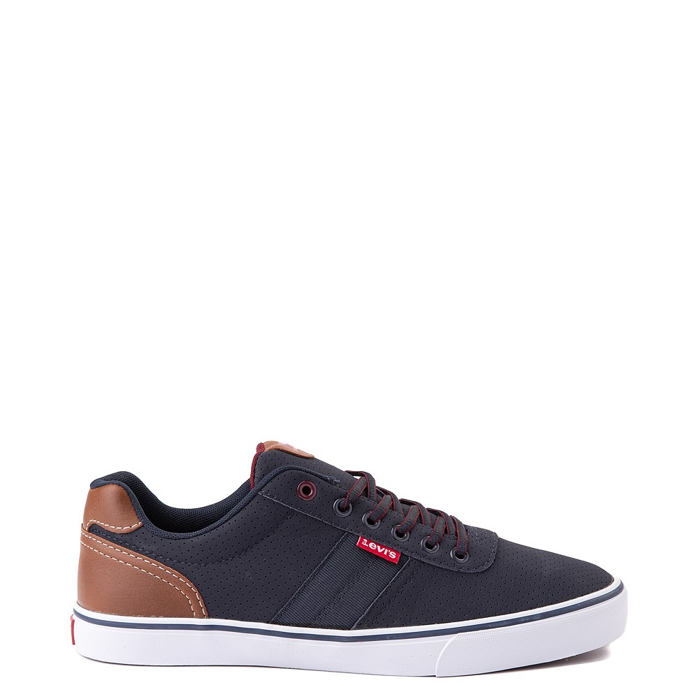 Mens Levi's 501® Miles Casual Shoe - Navy