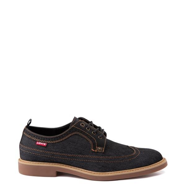 Mens Levi's Tindal Casual Shoe - Black