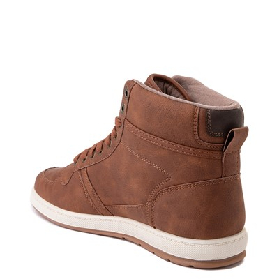 Alternate view of Mens Levi's Stanton Hi Casual Shoe - Tan