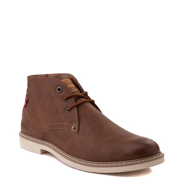 alternate view Mens Levi's Monroe Chukka Boot - TanALT5