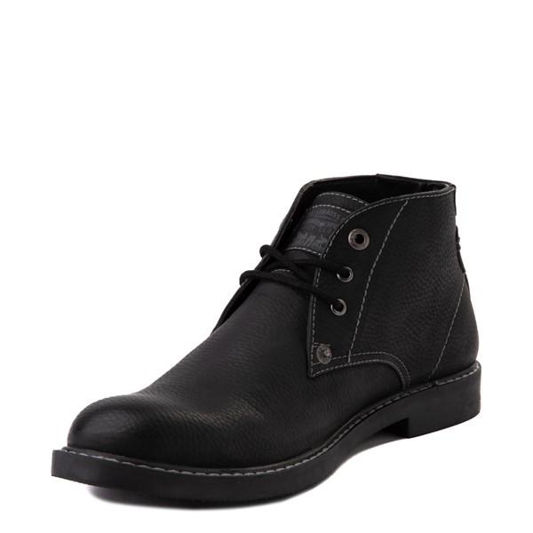 alternate view Mens Levi's Monroe Chukka Boot - BlackALT3