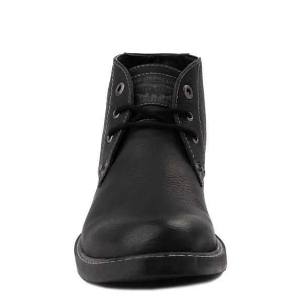 alternate view Mens Levi's Monroe Chukka Boot - BlackALT4