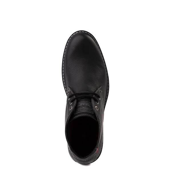 alternate view Mens Levi's Monroe Chukka Boot - BlackALT4B