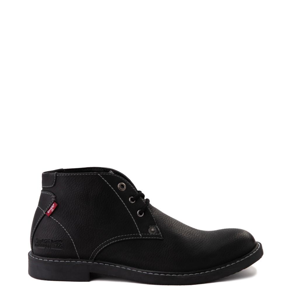Mens Levi's Monroe Chukka Boot - Black