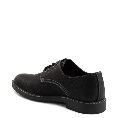 Alternate view of Mens Levi's Brawley Casual Shoe - Black Monochrome