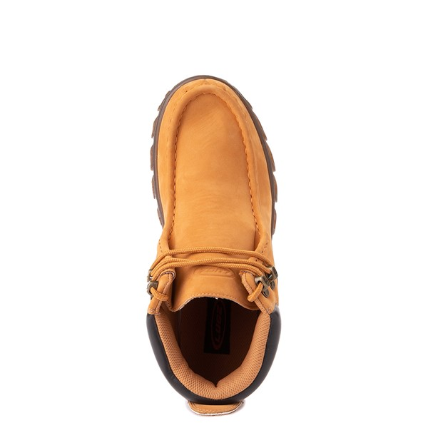 alternate view Mens Lugz Rubicon Chukka Boot - Golden WheatALT2